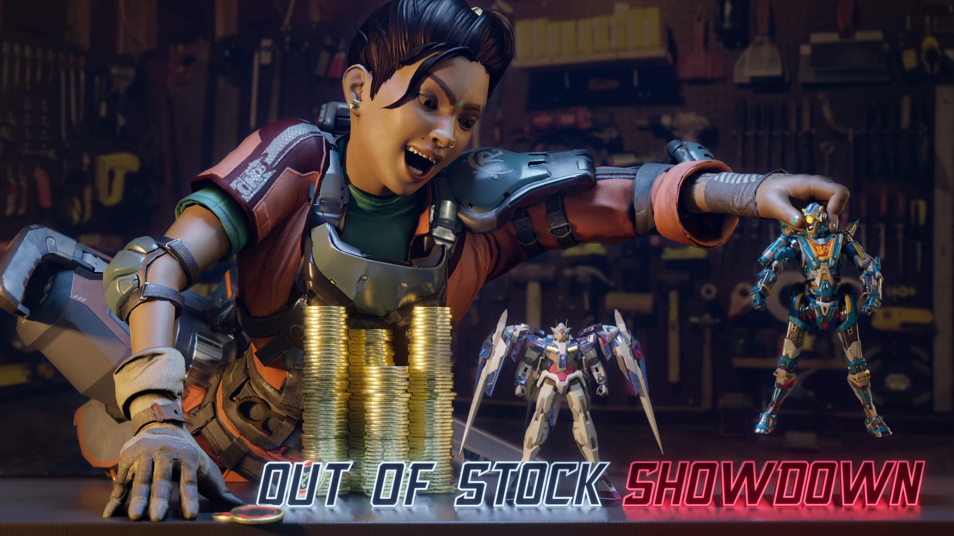 Get Ready for the Out of Stock Showdown: Apex Legends East vs. West